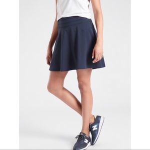 ATHLETA | All Day Skort Navy Blue Skirt Skort 2